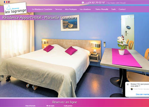 residence canebiere : appart hotel marseille