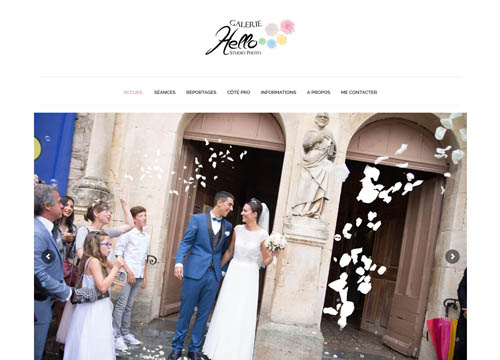 Galerie Hello : Photographe Mariage Nice